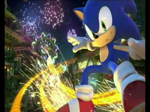 Sonic Colours - Reach For The Stars (Music Trailer)