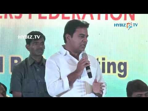 IT Minister KTR Notice for Real Estate Builders