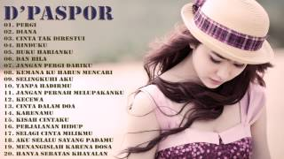 Video D'Paspor Full Album - Lagu POP Galau Indonesia Terbaru 2018 MP3, 3GP, MP4, WEBM, AVI, FLV Januari 2019