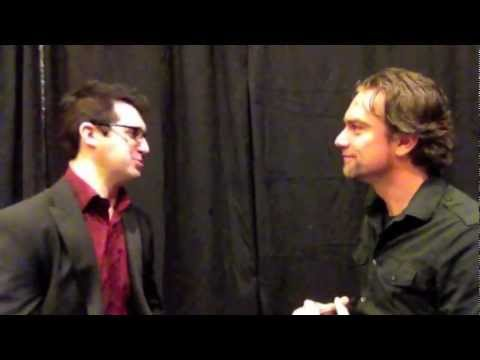 Hypnose Interview met comedy hypnotiseur Marc Savard! Hypnosis interview!!!