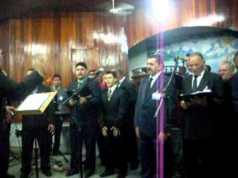 Aniversário da União de homens da 1ª Igreja Batista em Bonito-Pe