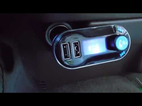 Unboxing & Review Perbeat Wireless FM Bluetooth Transmitter from Amazon