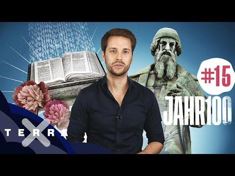 15. Jahrhundert – Die Buchdruck-Revolution – wie Gutenberg die Welt verändert #jahr100 I Terra X