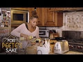 "Holly Robinson Peete""s Special Recipe for Avocado Toast | For Peete's Sake | Oprah Winfrey Network"