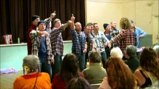Bangalow Australia  city photo : Men Wot Sing - Come to Australia - Bangalow ChoralFest