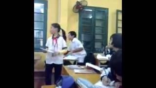 Bạo Lực Học đường Tại Trường Thcs Thị Trấn Sóc Sơn/ Ngân Vs Trường