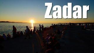 Ciudad vieja de Zadar y Maraschino