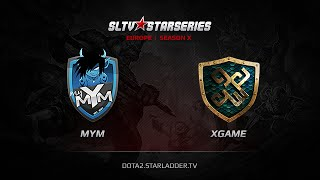 MYM vs xGame.kz, game 1