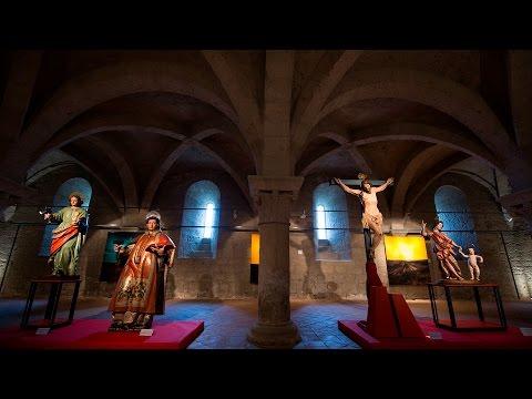 Entrega de Piezas restauradas por las Edades del Hombre