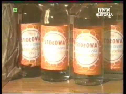 PRL 1986 W pracy po wódkę. Akcja Bimber. Tombak i złoto