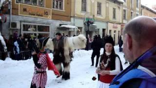 Razlog Bulgaria  city photos : Kukeri, 1st January 2012 - Razlog, Bulgaria - 2