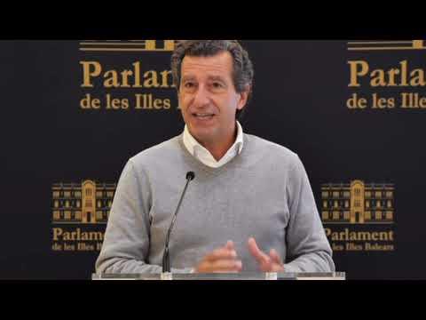 Company explica las propuestas del PP para resolver el problema de vivienda en Balears