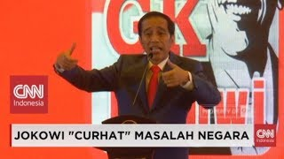 "Video Meledak-ledak, Presiden Jokowi ""Curhat""; Isu Utang, PKI, Indonesia Bubar 2030, Sampai Kaos MP3, 3GP, MP4, WEBM, AVI, FLV Oktober 2018"