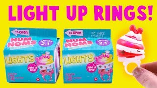 I open some brand new Series 2 Num Nom Lights with Rings! Subscribe to Toy Reviews For You: bit.ly/1CyaPemFollow MeInstagram: http://instagram.com/toyreviewsforyouTwitter: https://twitter.com/ToyReviews4YouFacebook  https://www.facebook.com/pages/Toy-Reviews-For-You/119789888191540Music is from Audioblocks.com and the Youtube Library
