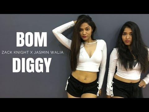Video Zack Knight x Jasmin Walia - Bom Diggy | Dance Cover | LiveToDance with Sonali download in MP3, 3GP, MP4, WEBM, AVI, FLV January 2017