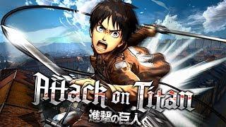 ► Episodio Successivo: https://youtu.be/xmusTtwrU54► Iscriviti al canale per nuovi video su l'Attacco dei Giganti: http://bit.ly/GiosephTheGamer► Giochi scontati: http://www.instant-gaming.com/it/igr110011/Eccovi il gameplay di Attack on Titan Wings of Freedom ovvero il gioco de l'Attacco dei Giganti! Dopo aver il manga e gli episodi della Stagione 1 e 2, oggi scopriamo la storia di Eren con il videogioco! Ricorda di iscriverti per gameplay, walkthrough, guide, segreti di Attack on Titan Wings of Freedom!► Serie su Dragon Ball AF: https://youtu.be/B-KIiP1rZho●▬▬▬▬▬▬ SEGUIMI SUI SOCIAL NETWORK ▬▬▬▬▬▬●● Facebook: http://on.fb.me/1kaj9Ir ● Twitter: http://bit.ly/MYPeYE● Instagram: http://bit.ly/1kajF9c ● Google Plus: https://goo.gl/kRKLu5● PS4: gioseph4ever ● Steam: GiosephTheGamer●▬▬▬▬▬▬▬▬▬▬▬▬▬▬▬▬▬▬▬▬▬▬▬▬▬▬▬●