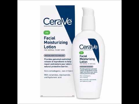Cerave Facial Moisturizing Lotion PM 3 oz Pack of 2