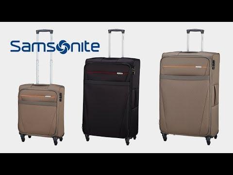 Samsonite - NCS Auva 4-Rollen-Trolley | koffer-direkt.de