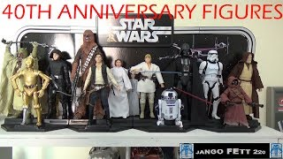 Video Star Wars 40th Anniversary Complete Legacy Pack Stand MP3, 3GP, MP4, WEBM, AVI, FLV Maret 2018