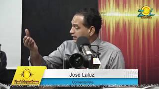 Jose Laluz comenta declaraciones de Antonio Mercado alias el Grande sobre muerte de Yuniol Ramirez