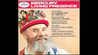 "Percy Grainger: ""Hill Song No. 2"""
