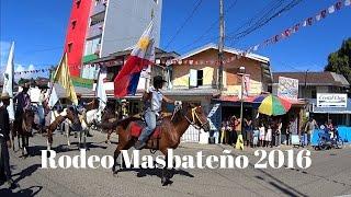 Masbate Philippines  city images : Rodeo Masbateño 2016 Opening Parade, Masbate, Philippines.
