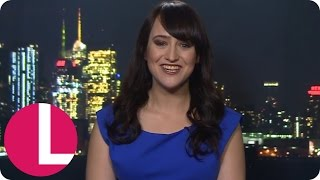 Mara Wilson Opens Up About Leaving Showbiz And The Pressure To Have Plastic Surgery | Lorraine