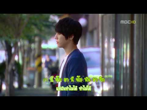 [Karaoke & Thai Sub] Yonghwa (CN BLUE) - Because I Miss You (Ost.Heartstrings) (видео)