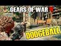 Gears Of War 4 Beta Dodgeball Nuevo Modo De Juego