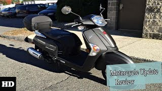 8. 2018 KYMCO Like 200i Engine and Price l Motorcycle Update