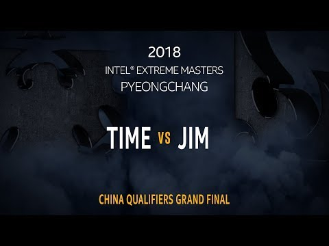 StarCraft 2 - TIME vs. Jim (TvP) - Grand Final - IEM PyeongChang 2018 - China Qualifier