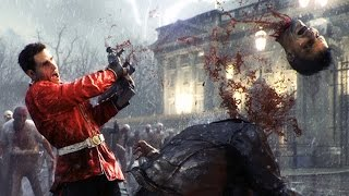 PS4 - Zombi Trailer (2015), Playstation Game, Playstation, video game