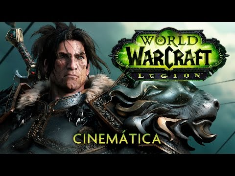 World of Warcraft: Tráiler cinemático de Legion (ES)