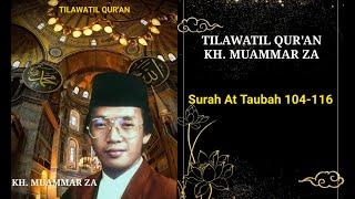 H Muammar ZA Baru Surah At Taubah 104-116 spesial