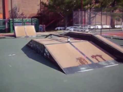 Skatepark Tours: Arsenal Skatepark (Watertown, MA)