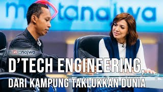 Video Mata Najwa Part 7 - Cerita Baik: D'Tech Engineering, Dari Kampung Taklukkan Dunia MP3, 3GP, MP4, WEBM, AVI, FLV April 2019