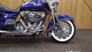 9. New 2015 Harley Davidson Road King Motorcycles for sale in Florida USA