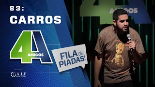 Video FILA DE PIADAS - CARROS - #83 MP3, 3GP, MP4, WEBM, AVI, FLV Agustus 2018