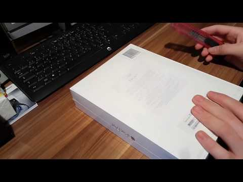 UNBOXING: Apple iPad Air 2 16GB [Deutsch]