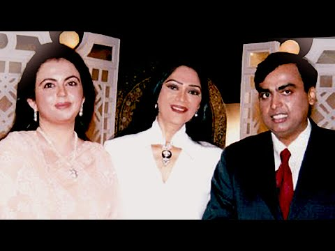 (Mukesh - http://www.simigarewal.com MUKESH AND NITA AMBANI I attended Mukesh and Nita's wedding. And through the years have watched them become an incredible couple! ...