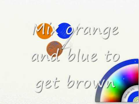 How To Make Brown Color