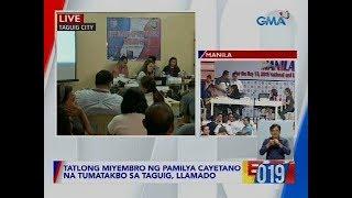 Video #Eleksyon2019: Tatlong miyembro ng pamilya Cayetano na tumatakbo sa Taguig, llamado MP3, 3GP, MP4, WEBM, AVI, FLV Mei 2019