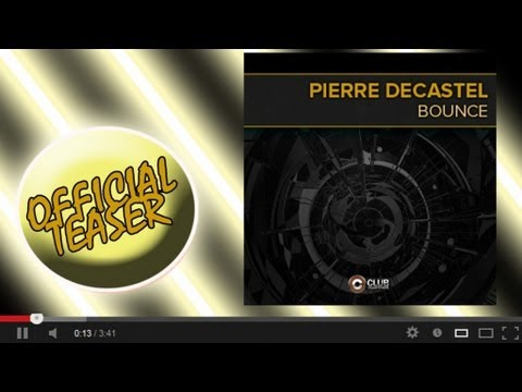 Pierre Decastel - Bounce