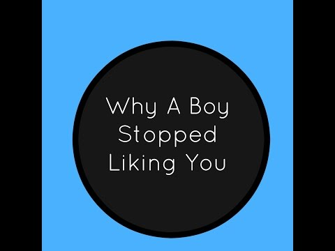 Middle School Dating Advice: Why A Boy Stops Liking You
