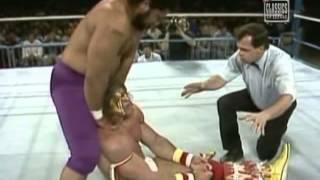 Video Haku VS Ultimate Warrior(1989-02-06 WWF PRIME TIME WRESTLING) MP3, 3GP, MP4, WEBM, AVI, FLV Juni 2018