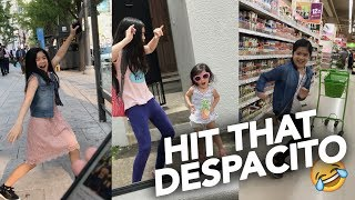 Video HIT THAT DESPACITO DANCE (Everytime Despacito Comes On) | Ranz and Niana MP3, 3GP, MP4, WEBM, AVI, FLV Maret 2018
