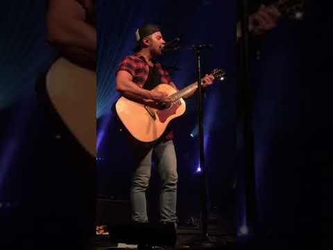 Kip Moore - Running For You - Acoustic