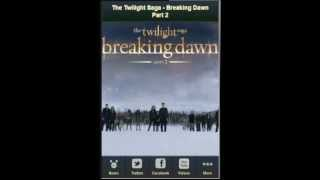 Breaking Dawn Part 2 YouTube video