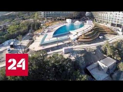 Крымский санаторий оставил позади лучшие европейские курорты
