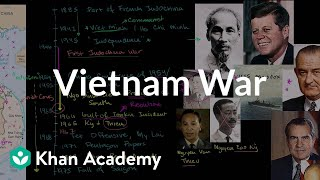 Vietnam War  The 20th century  World history  Khan Academy